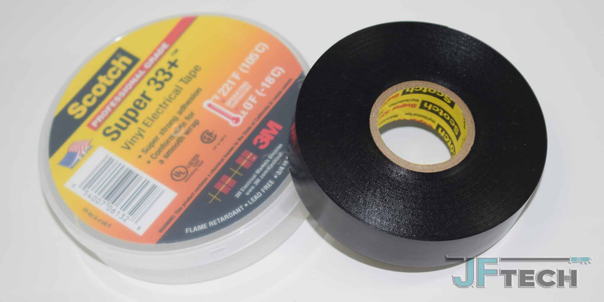 """JF_Electrical_Tape_3/4"""" x 60'"""