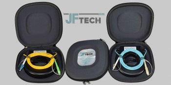 JF TECH Fiber Optic Launch Pouch